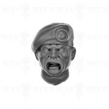 Astra Militarum Tempestus Scions Head (D) - Warhammer 40K Bitz