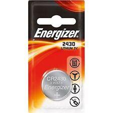 5x CR2430 Blister 3V CR 2430 Energizer