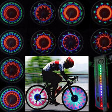 16LED Car Motorcycle Cycling Bike Bicycle Tire Wheel Valve Flashing Spoke Lights