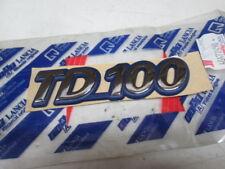 Scritta parafango anteriore n° 46472450 Fiat Marea TD100   [8334.17]