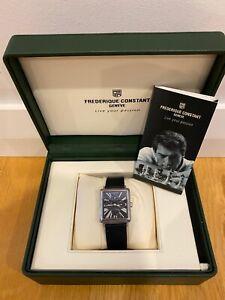 Frédérique Constant / Frederique Constant – Swiss Made Moonphase Mens Watch