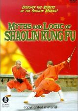 Myths and Logic of Shaolin Kung Fu (DVD, 2003), Rare, OOP