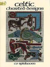 (CELTIC CHARTED DESIGNS) BY Spinhoven, Co(Author)Paperback on (08 , 1987), Spinh