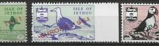 ISOLA DI JETHOU / 1961 EUROPA (3d IMPERF ND A DESTRA) ** MNH