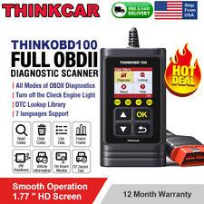 Automotive Auto Code Reader OBD2 Scanner Car Check Engine Fault Diagnostic Tool