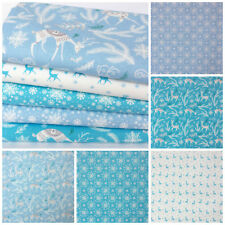 Enchanted Forest Fat quarter bundle & fabrics, 100% cotton for sewing & craft