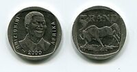 Nelson Mandela South Africa R5 Year 2000 Smiley Coin Madiba historical item