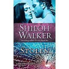 Stolen: A Novel of Romantic Suspense-ExLibrary