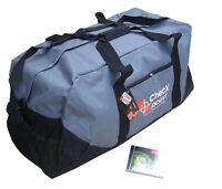 Mens Large Jumbo Travel Shoulder Sports Big Holdall Equipment Kit Flight Bag