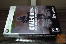Call of Duty 4: Modern Warfare Limited Collector's Edition (Xbox 360) SEALED!
