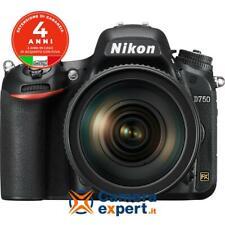 Nikon D750 kit 24-120 mm f/4 G ED VR - EU