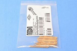 34 Smiths Interconnect / IDI Contact Test Probes P/N: 101115-025-922