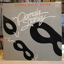 """[SOUL/FUNK/JAZZ]~EXC 12""""~PAMALA STANLEY~Coming Out Of Hiding~Instrumental~[1983]"""