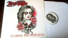 Rose Tattoo - Scarred For Life . The 1980 Lost Album. Vinyl LP. Limited Edition.