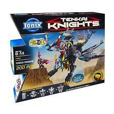IONIX – Tenkai Knights; 2-in-1 Tenkai Dragon 13001, Ages 8-14; 201 Pieces