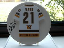 Colin Ward, Western Michigan Broncos/Giants/Bees, Stunning Signed Plaque, Home.