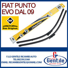 """Kit 2 Spazzole tergicristallo SWF VisioFlex FIAT PUNTO EVO dal 2009 / 26"""" 15"""""""