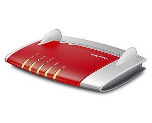 AVM FRITZ BOX 7360 Modem Router WiFi ADSL Fibra WLan RJ11 VoIP Dect Gigabit VDSL