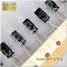 4pcs ELNA Rfs silmic II 100uf 25V 10x16mm 5mm Electrolytic capacitors-4076