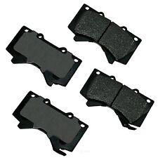 Disc Brake Pad Set-ProACT Ultra Premium Ceramic Pads Front Akebono ACT1303