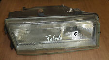 Scheinwerfer rechts ohne Stellmotor LWR (HELLA) Seat Toledo I Bj.91-99