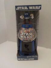 M&M's STAR WARS HAN SOLO *Dispenser-Gumball Style*MMs*M&Ms*M+Ms COIN BANK