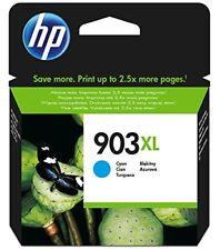 Cartucho tinta HP T6m03ae cian N?903xl