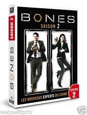 Bones - Saison 2 - coffret 6 DVD ( DVD VF ) Neuf