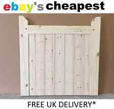 Garden Cottage TGV Gate Wooden Side Gate Front Gate Tongue and Groove