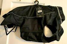 New listing Kruuse Buster Dog Raincoat, Black, Xxl