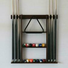 Deluxe Wall Rack 6 billiard cues Josan