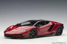 AUTOart 79112 - 1/18 Lamborghini Centenario LP770-4 - Rosso efesto/metallic red