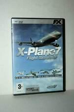 X-PLANE 7 FLIGHT SIMULATOR GIOCO USATO OTTIMO PC DVD VERSIONE ITALIANA RS2 45551