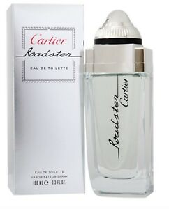 Cartier Roadster 100mL EDT Spray Authentic Perfume for Men COD PayPal