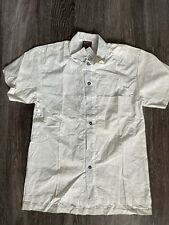 New listing Vintage 80's Hobie Hawaiian Surf Button Down Surfers Men's Size M NEW NWT