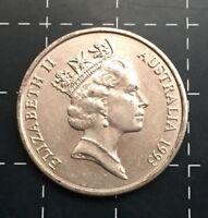 1993 AUSTRALIAN 10 CENT COIN