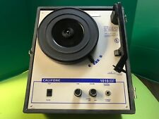 Vintage Califone 1010AV Record Player Turntable