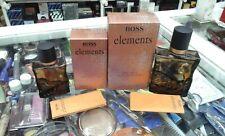 Hugo Boss Elements dopobarba after shave  50ml/ 100ml raro fuori produzione