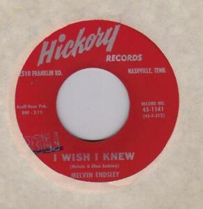 ELEVEN  UNCOMMON Rockabilly 45/Melvin Endsley/Roy Orbison/Charlie Gracie/