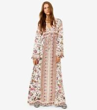 Tory Burch Maxi Dress 4  Rosemary Gabriella  Silk Floral S
