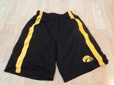 Youth Iowa Hawkeyes XL (20) Jersey Shorts (Black) Colosseum Athletics Jersey