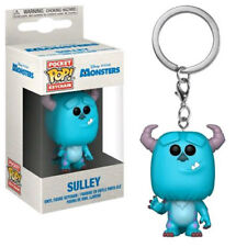 Monsters Inc. - Sulley Pocket Pop! Keychain NEW Funko