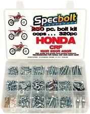 CRF 320pc Bolt Kit Honda CRF150R CRF250R CRF450R CRF250X CRF450X SPECBOLT