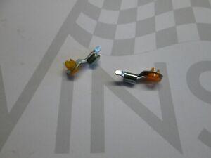 GHF1180- TRIUMPH /MGB/JAGUAR DOOR LOCK CLIP (PACK OF 4) - GENUINE