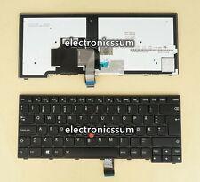 Norwegian Keyboard for Thinkpad T440 T440P T440S T431S T450 T450S T460 Backlit