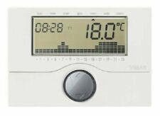 Vimar 01910 Cronotermostato a Batteria da Parete - Bianco