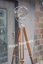 Vintage Adjustable Tripod Movie Studio Floor Lamp Modern Searchlight DesignDecor