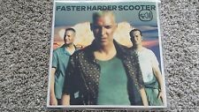 Scooter - Faster Harder Scooter 12'' House Vinyl