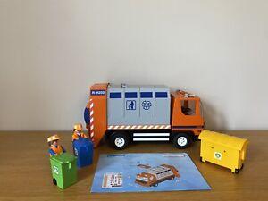 Playmobil recycling truck 4418