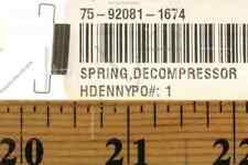 Kawasaki 92081-1674 - SPRING DECOMPRESSOR